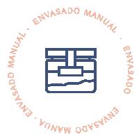 Envasado manual