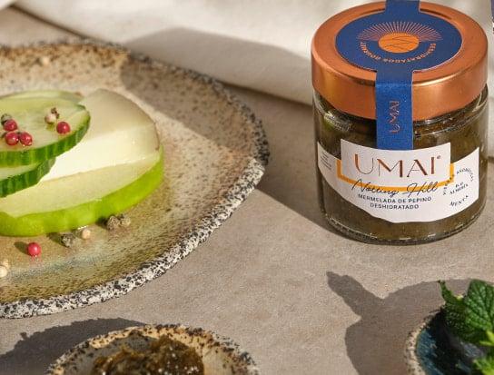 UMAI Gourmet en las recetas de showcooking